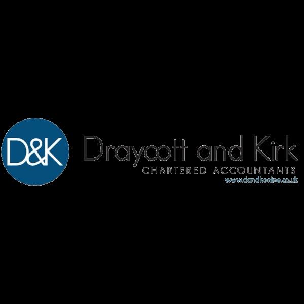 Draycott and Kirk Chartered Accountants logo