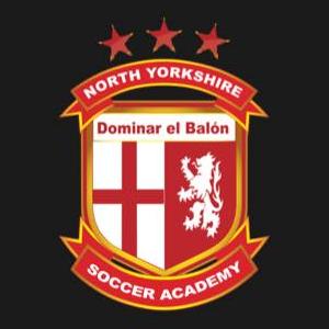 North Yorkshire Soccer Academy logo