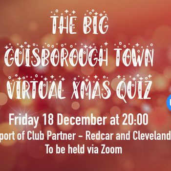 The Big Guisborough Town Virtual Xmas Quiz